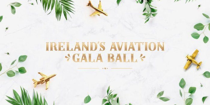 The Irish Aviation Gala Ball will be held on the 24th of May
