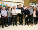 Zimmer Biomet's Excellence in Training and Continuing Professional Development is Recognised by Engineers Ireland