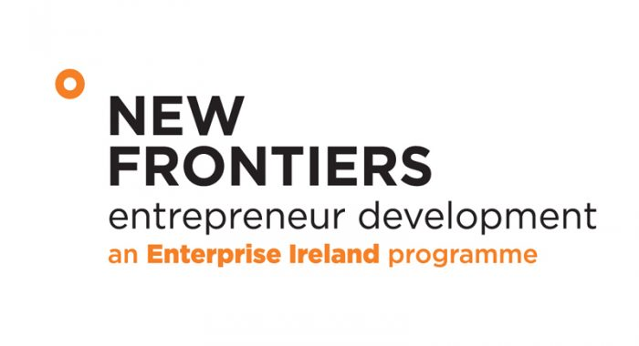 New Frontiers Entrepreneur Development Programme - OPEN CALL