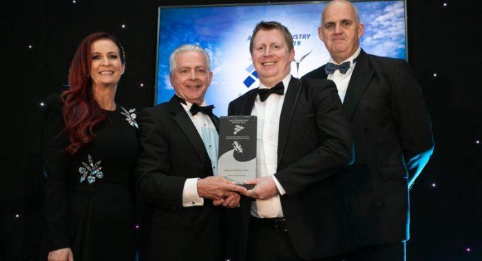 Local Aviation company wins People Development Award