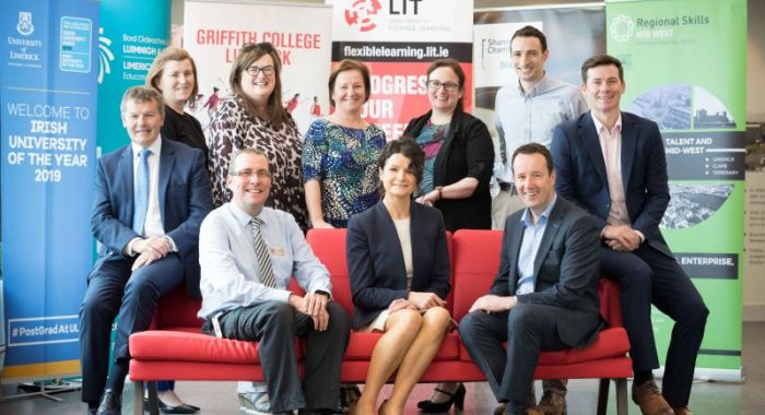 Shannon's Workforce Keen to Improve Skills