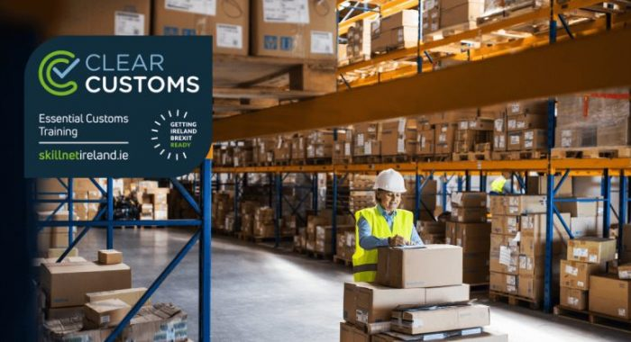 Clear Customs: Equip your business to deal with any new customs challenges
