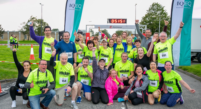 Shannon Group raises €8K from charity 5k
