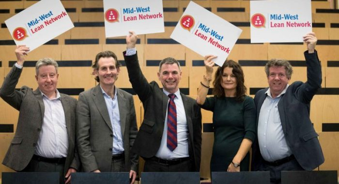 It's a Draw!  Advanced Technical Concepts and Molex emerge as Joint Winners of the A3 Project Storyboard Award at the Annual Mid-West Lean Network Conference in the University of Limerick