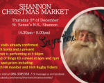 St. Senan's National School Christmas Market 2019
