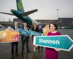 Shannon lands two more new routes for 2020