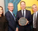 Skillnet Ireland named 'Best Agency Support to Business' in InBusiness Recognition Awards 2019.