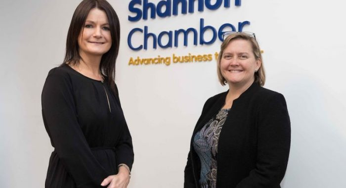 Shannon Chamber Welcomes Deputy Chief of Mission, U.S. Embassy Dublin to Shannon