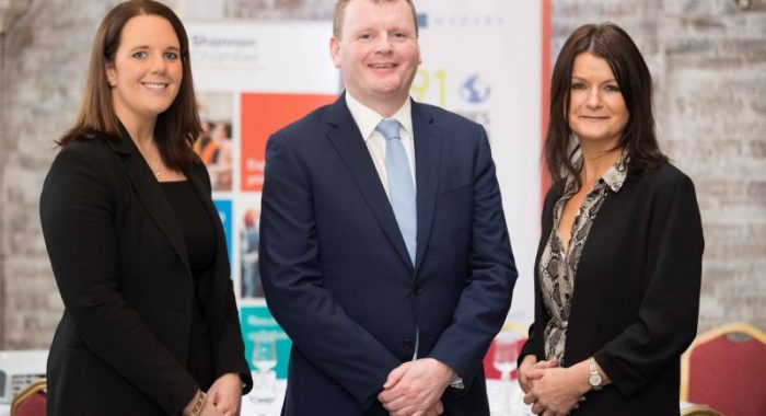 Gender pay gap reporting is fast approaching – Companies need to be ready…Shannon Chamber seminar hears