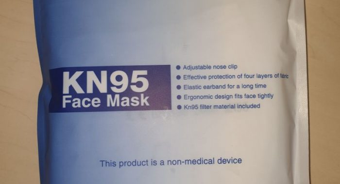 Shannon-based Gentian Services Ltd. Sources CE-Certified Personal Protection Equipment (PPE) Facemasks for General Distribution
