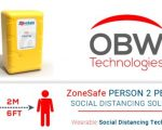 OBW Technologies distribution partners of ZoneSafe P2P Social Distancing Solution