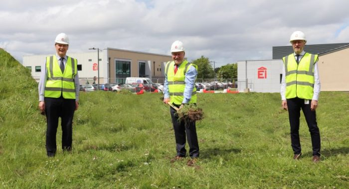 Ei Electronics Breaks Ground on New State-of-the Art Extension to Shannon facility