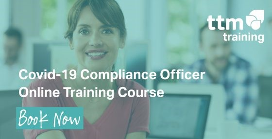 TTM Healthcare offer 'Covid-19 Officer' course