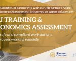 Shannon Chamber launches new service to support member companies with ergonomics training and assessments