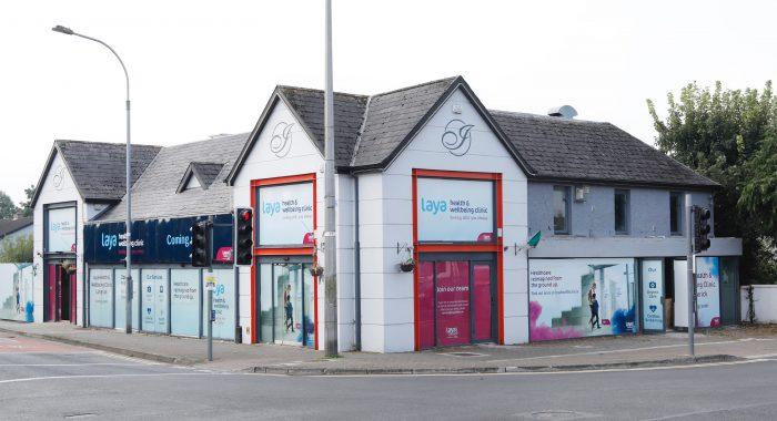 Construction of Laya Health & Wellbeing Clinic begins at Limerick Landmark