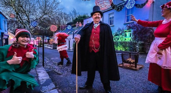 Christmas lights trail to spread festive cheer at Bunratty Castle and Folk Park Shannon Group launches charity appeal