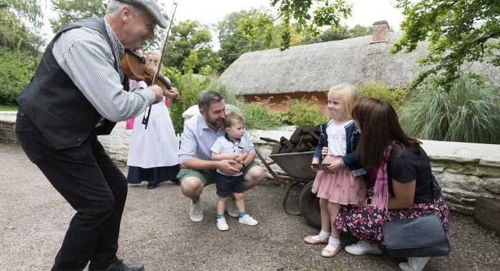 Bunratty Folk Park to Reopen to the Public