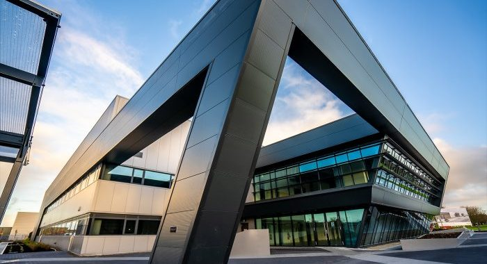 New Shannon Group property shortlisted in major national awards to select the Building of the Year 2021