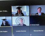 Virtual Conferring of Shannon Chamber Skillnet Graduates