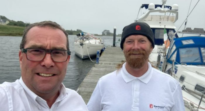 Ei Electronics Comes On Board  as Lead Sponsor for Solo  Round the World Sailing Challenge