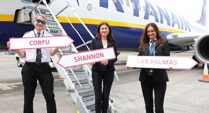 Two new air services to take-off from Shannon Airport this week