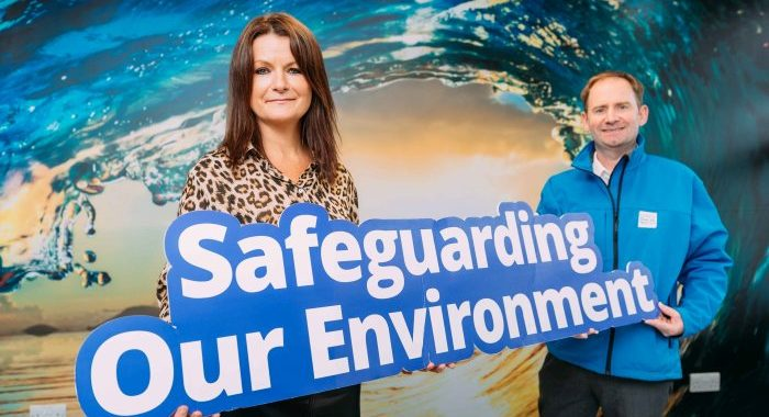 Shannon businesses to drink in water conservation message as part of Irish Water's Sustainable Water Towns' initiative