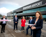 New initiative launched to stimulate hotel bookings and promote air services at Shannon Airport