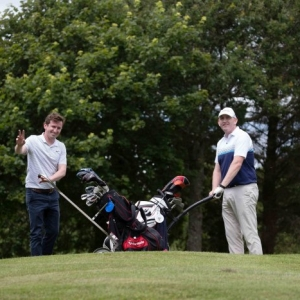 Shannon Chamber Golf Classic 2018. Photograph by Eamon Ward