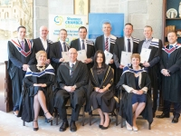 Shannon Chamber Skillnet Graduation ceremony; Diploma in High Performance Leadership