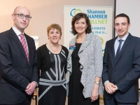 Shannon Chamber Skillnet Seminar with Toastmasters